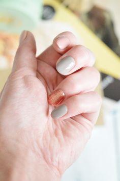 Manicure hybrydowy - Claresa&Semilac - Nie do końca kosmetycznie! #manicure #semilac#claresa