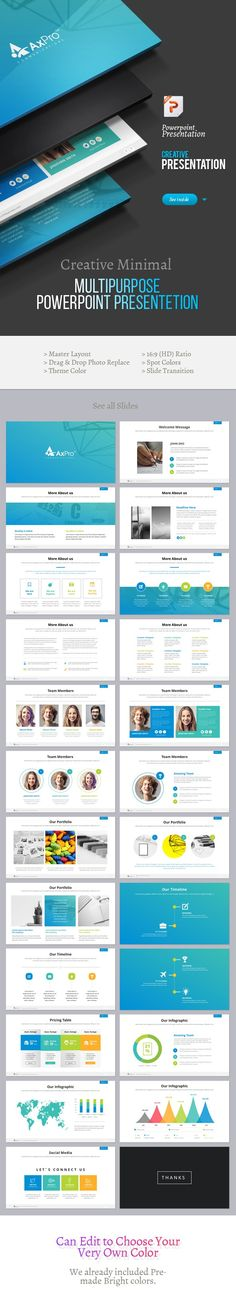 1910 best creative powerpoint presentations images on pinterest in