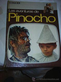 """De los pocos libros que conservo de mi infancia. Me abrió la imaginación y la capacidad de soñar. """"Geppetto crea un muñeco al que un hada dará vida..."""" http://html.rincondelvago.com/las-aventuras-de-pinocho_carlo-collodi.html  http://www.youtube.com/watch?v=FcV1G-W1TGk&list=PL1468E7F242F744DA"""