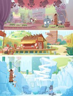 http://theconceptartblog.com/2011/12/21/do-artista-sebastien-mesnard/