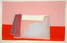 New works 2012/13 - Rosalind Lawless RGI Varla - screen print and pastel on paper