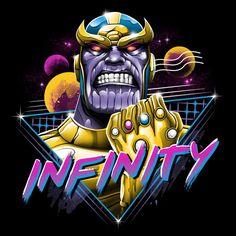 Marvel Comics Thanos Infinity T-Shirt