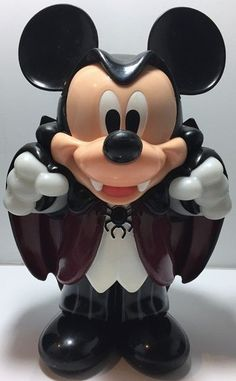 Disney Mickey Mouse Halloween Candy Pail Bucket for sale online Mickey Mouse Halloween, Disney Halloween, Halloween Candy, Disney Mickey Mouse, Minnie Mouse, Popcorn Buckets, Popcorn Containers, Big Baby, How Big Is Baby