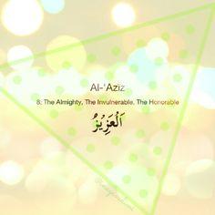 Al-Aziz     #asmaulhusna