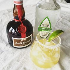 classic margarita on the rocks — style by grassano