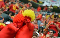 Spanish Fans - Todos con la roja - España - #spain #eurocopa #euro2012