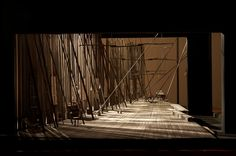 """The Cherry Orchard"", stage - Emil Kapelush"