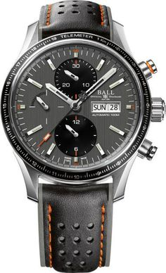 Ball Watch Company Fireman Storm Chaser Pro Grey