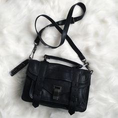 Proenza Schouler | PS1 Tiny. bag, сумки модные брендовые, bag lovers,bloghandbags.blogspot.com