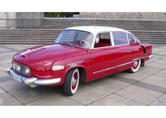 Tatra 603 - 1961 Motor Car, Bmw, Cars, Vehicles, Car, Autos, Rolling Stock, Automobile, Vehicle