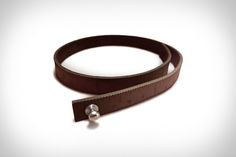 A good rule for accessorizing: if it doesn't do something functional, it's probably not worth wearing. The Wrist Ruler is a perfect example. Resembling a plain leather bracelet from afar, it actually doubles as a ruler, with laser-engraved inch and...