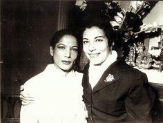 La Reina De La Luna +: Carmen Amaya y Rosita Segovia