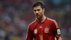 Top 10 mooiste baarden op het WK. Nummer 7:  Xabi Alonso