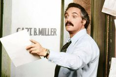 Iconic and Memorable Roles: TV, part I list Hal Linden as Barney Miller Hal Linden, Barney Miller, Stars Then And Now, Silver Age, Classic Tv, Best Tv, Night Life, Nostalgia, Tv Shows