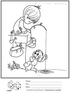 kids-coloring-page-precious-moments-boy-fishing-coloring-sheet.jpg (791×1050)