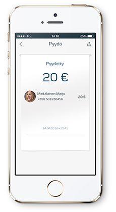 Raha liikkuu viestien ja mobiilisovellusten avulla, käteistä ei tarvitse enää nostaa
