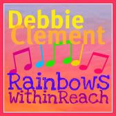 Debbie Clement loves children's music, art, and creativity. We at Nellie Edge Seminars love viewing her amazing Pinterest collection.