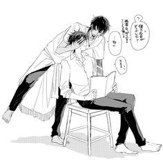 「【腐】ほぼつるいち」/「苔」の漫画 [pixiv]