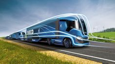 Iveco, a CNH Industrial brand, presents its Z TRUCK at the 2016 IAA Show in…