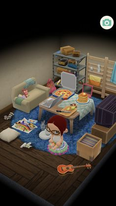 Animal Crossing 3ds, Animal Crossing Wild World, Animal Crossing Villagers, Animal Crossing Pocket Camp, Animal Games, My Animal, Deco Gamer, Camper, Motif Acnl