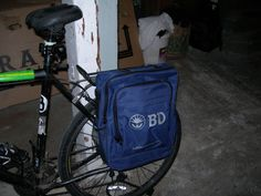 How To Make Panniers Out Of Recycled Materials