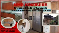 Kitchen & Build-in Cupboards, Home Improvements and Renovations