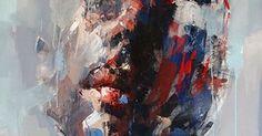 South Africa Artist Ryan Hewett (1979) | MixedMEDIUMonCANVAS 150x100cm | Mon Musée imaginaire | Pinterest | Posts, South africa and Artists