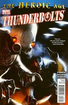 Thunderbolts Vol. 2 # 146 by Marko Djurdjevic
