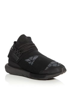 e355e137ff224 Y-3 Qasa High Top Sneakers Men - All Shoes - Bloomingdale s
