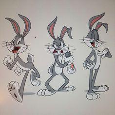 Cleanups (: #wabbit #animation #drawing #warnerbrothers by jessicaborutski