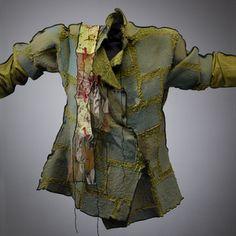Deborah Cross -- textiles, clothing