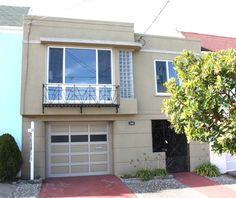 1939 30th Ave 02, 1940′s single family home, San Francisco #realestate
