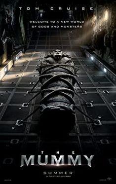 The Mummy là một bộ phim phiêu lưu, hành động, kinh dị do Mỹ sản xuất được đạo diễn bởi Alex Kurtzman với Jon Spaihts và Christopher McQuarrie chấm bú Films Hd, Films Cinema, Hd Movies, Movies Online, Movie Film, Horror Movies, Movies Free, Movie Titles, 2017 Movies