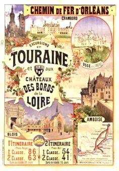 1893 Chateaux des Bords de Loire 01