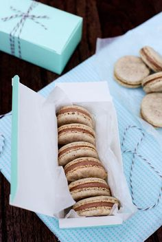 Hazelnut Macarons With Nutella Filling | Hazelnut Recipes Are Making Desserts Better