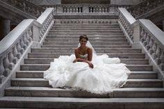 Bridal Photography by Ian Finlinson, via Behance
