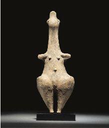 An Amlash terracotta steatopygous figure Ancient Goddesses, Gods And Goddesses, Historical Artifacts, Ancient Artifacts, Art Ancien, Ancient Persian, Art Premier, Mother Goddess, Idole