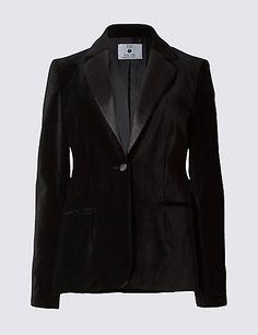 The Clarendon Tux Jacket | M&S