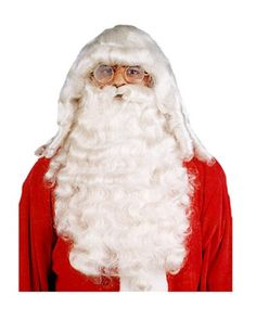 25 Best Our Santa Beards and Wigs images  74c2c7746