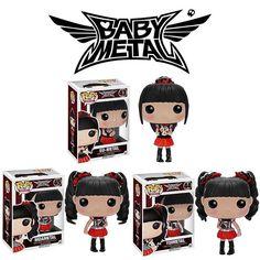 「Coming Soon: Babymetal Pop! Learn more at Funko.com! #Babymetal #Funko」