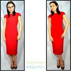 Anca Stefania Iorgulescu Fashion Style Women