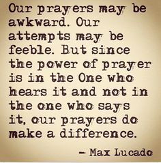 """1 Thessalonians 5:16-18 """"16 Rejoice always, 17 pray without ceasing, 18 give thanks in all circumstances; for this is the will of God in Christ Jesus for you."""" We need to ALWAYS take it to the Lord in prayers. Sometimes we may not even have words, but God hears the words of our heart. GOD IS GOOD. . .ALL THE TIME!!"""