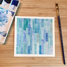 Day 8 of and I'm having so much fun. Yesterday this challenge encouraged me to sit down after a crazy first week of classes, take a deep breath, and paint. Happy weekend to you all 🎉 . Easy Watercolor, Watercolor Pattern, Watercolor Cards, Abstract Watercolor, Watercolor Illustration, Watercolor Paintings, Watercolor Background, Watercolours, Doodle Drawing