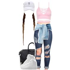 Love in the 90's by queen-tiller on Polyvore featuring Givenchy and NIKE