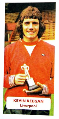 Kevin Keegan of Liverpool in Kevin Keegan, Fc Liverpool, Legends, Sports, Red, Football Soccer, Hs Sports, Sport