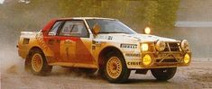 IP Björn Waldegård - the first ever World Rally Champion. A true gentleman and a fantastic driver he will be sadly missed!