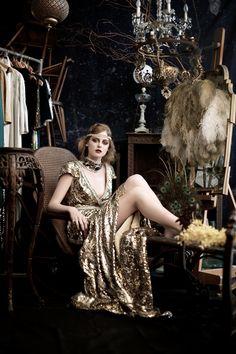 Johanna Johnson Luxor Collection