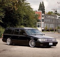 "389 Likes, 5 Comments - #WagonArea (@wagonarea) on Instagram: ""Volvo 960 Wagon - Swedish Elegance • #volvo #volvo960 #WagonArea"""