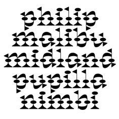"Gefällt 91 Mal, 4 Kommentare - Pauline Fourest (@paulinefourest) auf Instagram: ""Need a custom typeface for your neckless, pétanque, or christmas tree decoration brand?…"""