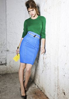 if only i can find one of this skirt, i'd def wear it!